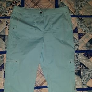 chicos,cropped pants